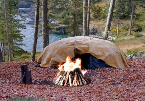 Building A Sweat Lodge Think Aboutit